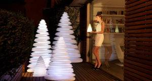 Chrismy Christmas Tree Lamp Modern Homes Designrulz