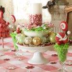 Christmas Banquet Table Decorations Home Designs