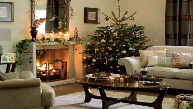 Christmas Coffee Table Decorating Ideas Unique Tables