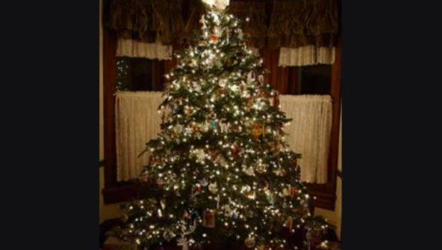 Christmas Decorated Trees Trends Artificial