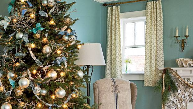 Christmas Decorating Ideas Coastal Living