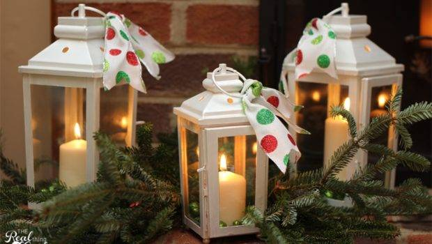 Christmas Decorating Ideas Your Mantel Realcoake