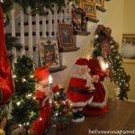 Christmas Decorations Beautiful Victorian Home