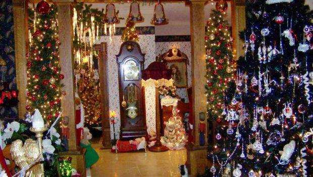 Christmas Decorations Ideas Tree Decorating