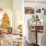 Christmas Holiday Table Decorating Ideas Photograph Fabulo