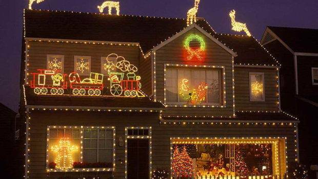 Christmas Light Decoration Ideas Easy Lifestyle Option