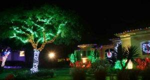 Christmas Light Displays Make Outdoor Lights
