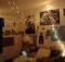 Christmas Lights Wall Tumblr Cool Teenage Girl Bedrooms