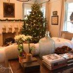 Christmas Living Room Decorations Southern