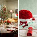 Christmas Table Decorating Ideas Digsdigs