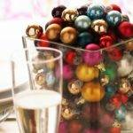 Christmas Table Decorating Ideas Room Home