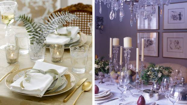 Christmas Table Ideas Decoration Interior Design