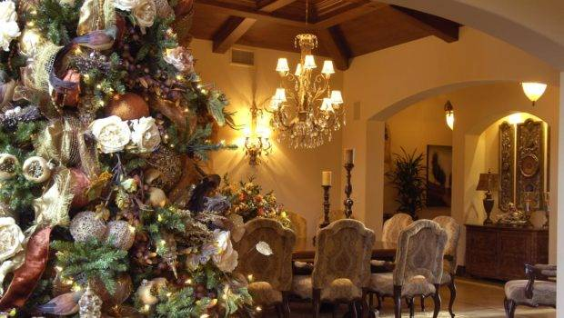 Christmas Tree Decorating Ideas Interior Design Styles Color