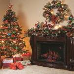 Christmast Hearth Decorations Ideas Beautiful