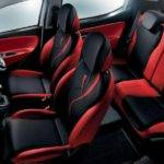 Chrysler Ypsilon Black Red Launched