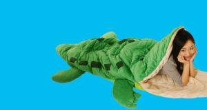 Chumbuddy Shark Plush Toy Sleeping Bag Adult Kids