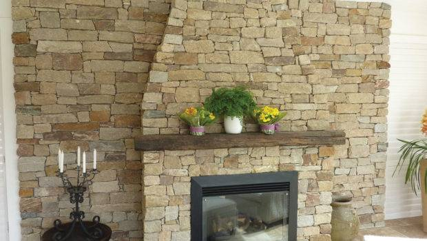 Cladding Indoor Fireplace Cotswold Wall Outdoor