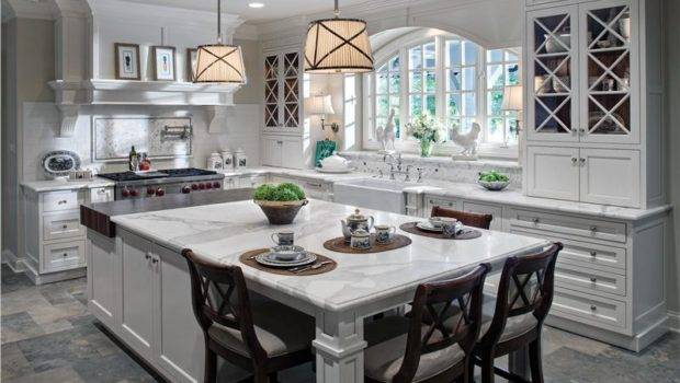 Classic Traditional Kitchen Drury Design