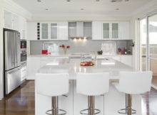 Clean White Kitchen Designs Kepoon