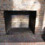 Cleaned Chimney Removed Insert Jotul Coming