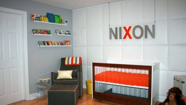 Clearly Modern Nursery Project