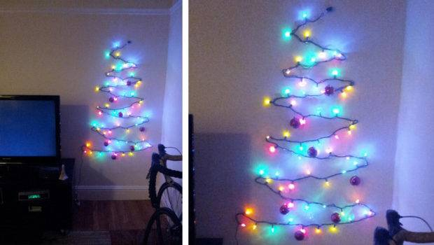 Clever Christmas Tree Answer Your Cramped Holiday Woes