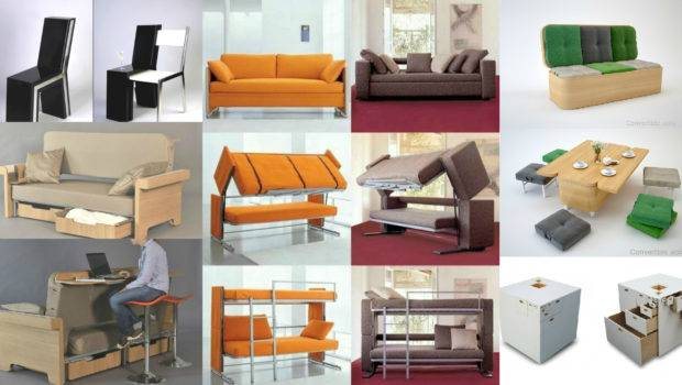 Clever Furniture Designs Help Save Space Diy Cozy Home