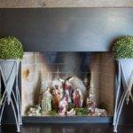 Clever Ways Decorate Fireplace Hgtv