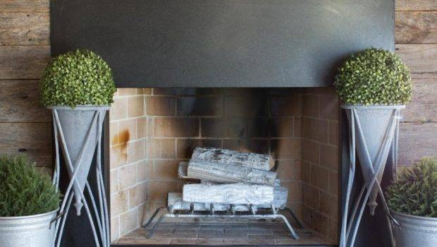 Clever Ways Decorate Fireplace Home Remodeling Ideas
