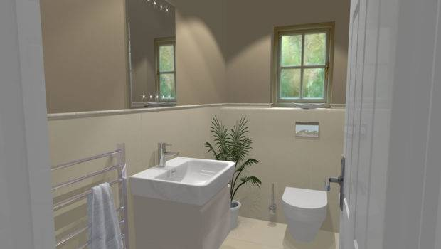 Cloak Room Designs Shower Bathroom Seperate