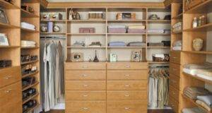 Closet Design Ideas Shelving