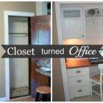 Closet Office Reveal Saving Six