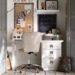 Closet Office Space Pinterest