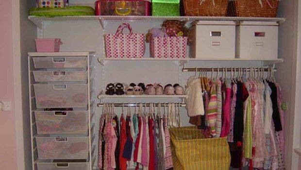 Closet Organizing Ideas Wire