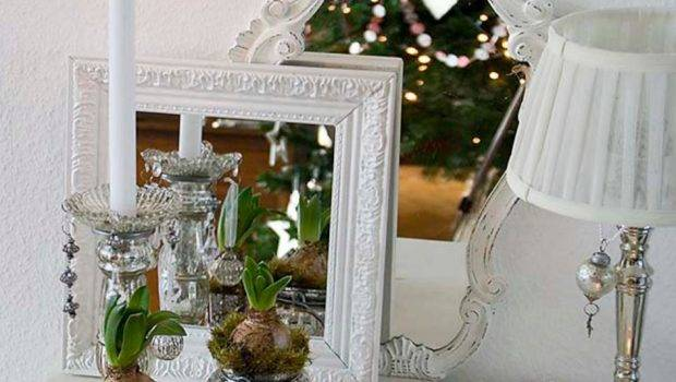 Coastal Cottage Style Christmas Decorations Diy