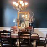 Coat Blue Dining Room Walls Color Sherwin Williams