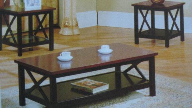 Coffee Table Round End Tables Sets Side