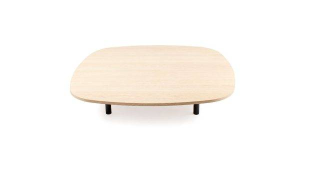 Coffee Table Simple Timeless Shapes Available