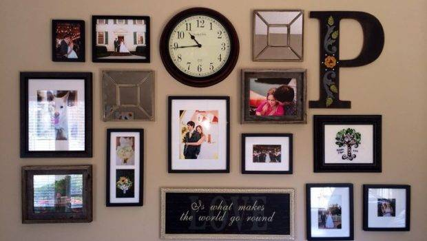Collage Frames Decorating Ideas Our