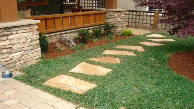 Collection Backyard Landscape Ideas Budget