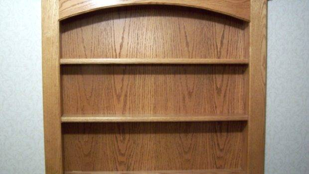 Collection Oak Wall Shelves