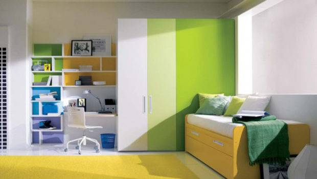 Color Decor Teen Room One Total Snapshots Modern Green