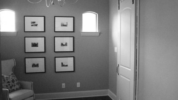 Color Grey Painted Rooms Decoration Walls Interior Gray Paint