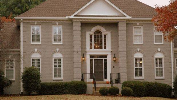 Color Ideas House Trim Exterior Wall Painting