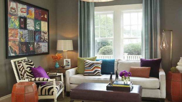 Color Living Room Picking Paint Your