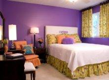 Color Paint Your Bedroom Style