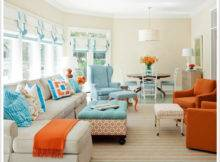 Color Psychology Decorating Orange