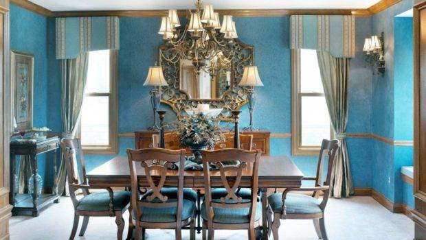 Color Scheme Dining Room Blue Interior Design Tips Complementary