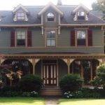 Color Scheme House Types Ideas Victorian Exterior Paint