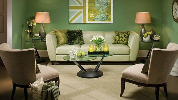 Color Story Decorating Green Monochromatic